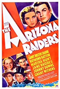 Great movie sites to watch online The Arizona Raiders by William Witney [720x594]