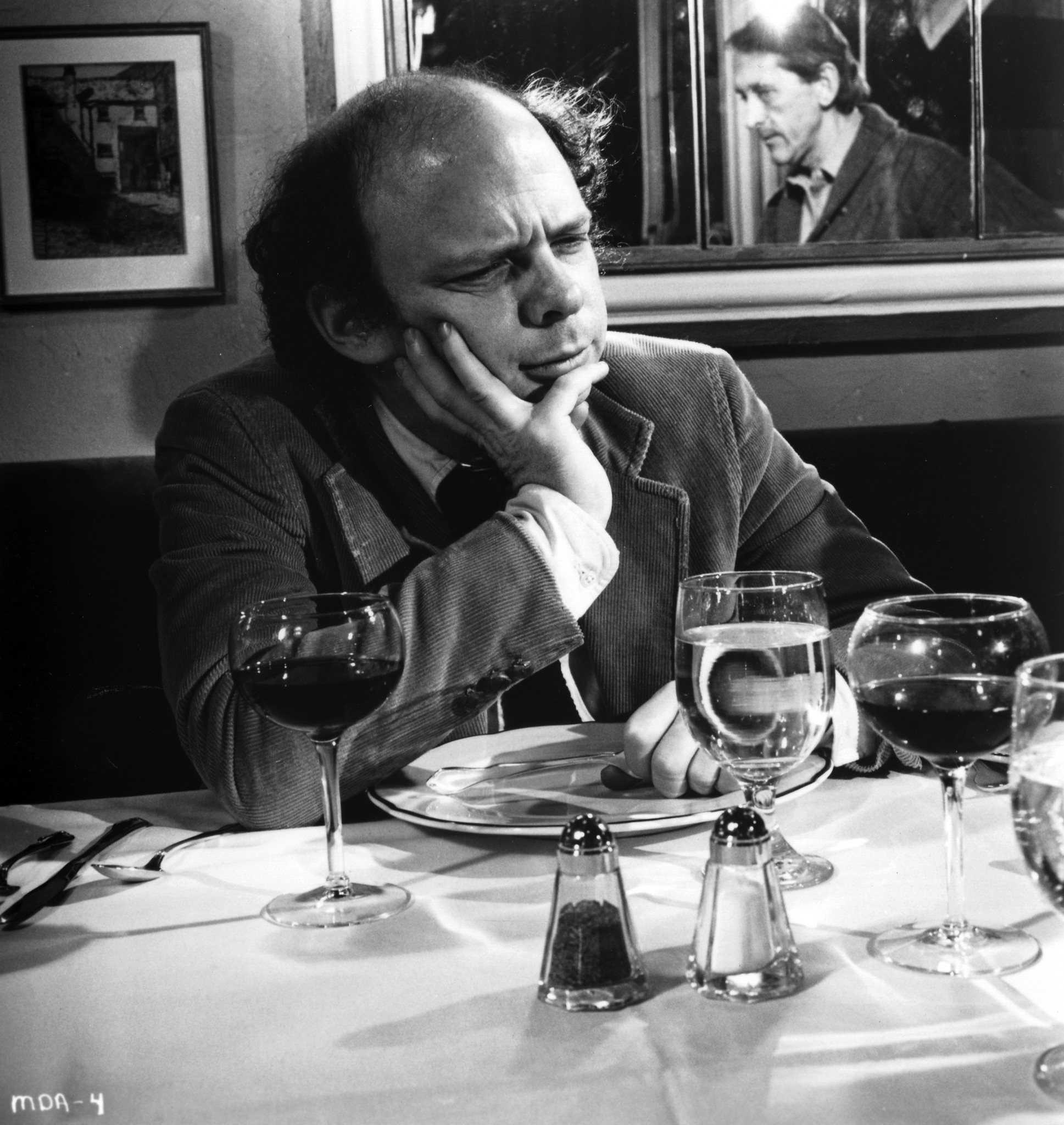 Wallace Shawn and Andre Gregory in My Dinner with Andre (1981)