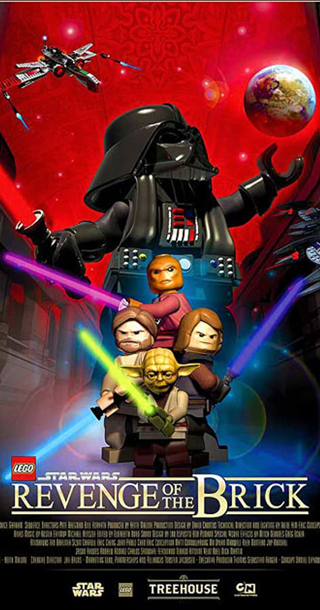 Lego Star Wars Revenge Of The Brick Video 2005 Imdb