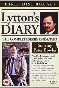 Primary photo for Lytton's Diary