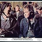 Dran Hamilton and Michael J. Pollard in Dirty Little Billy (1972)
