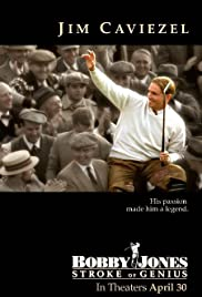 Downloaded movie to dvd Bobby Jones: Stroke of Genius by Bill Paxton [320x240]