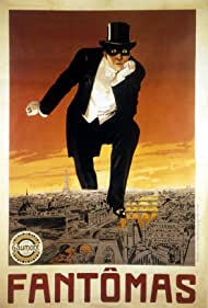 Fantômas - À l'ombre de la guillotine Poster - Movie Forum, Cast, Reviews