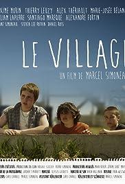 Le Village Poster