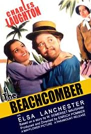 Poster for The Beachcomber