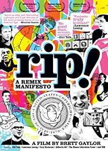 Find free movie to download RiP: A Remix Manifesto [1020p]