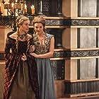Lena Headey and Natalie Dormer in Game of Thrones (2011)