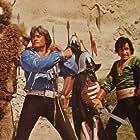Aytekin Akkaya and Cüneyt Arkin in Dünyayi Kurtaran Adam (1982)