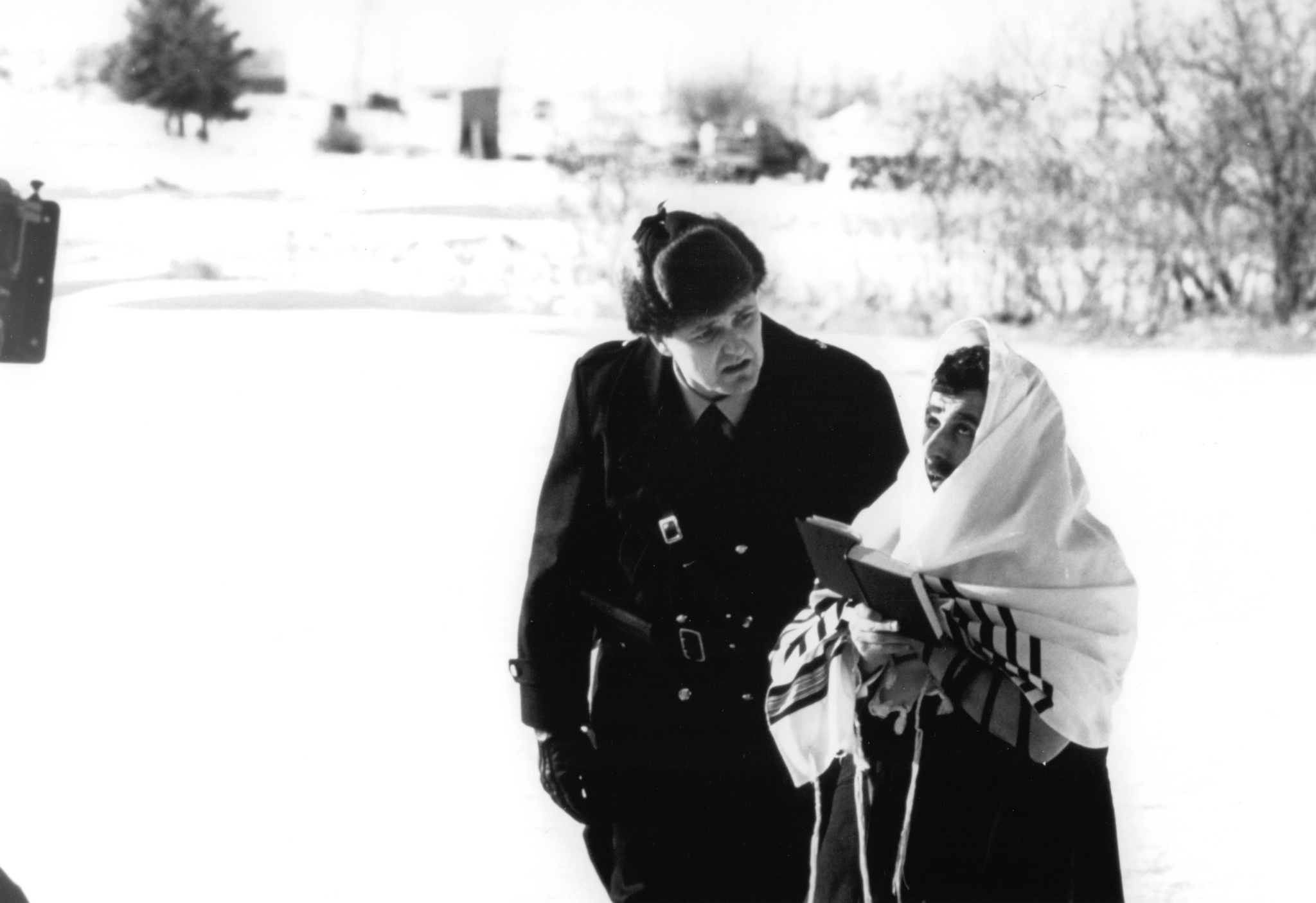 Saul Rubinek in The Outside Chance of Maximilian Glick (1988)