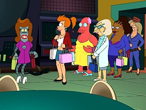 Futurama 8×01 – Neutopía