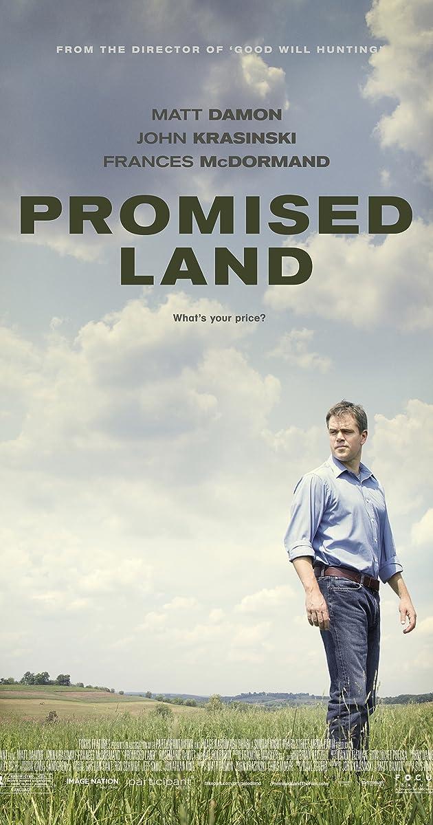 Watch Full HD Movie Promised Land (2012)