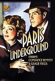 Paris Underground(1945) Poster - Movie Forum, Cast, Reviews