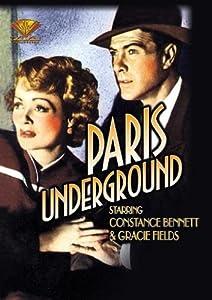 Watch new film movies Paris Underground [320p]