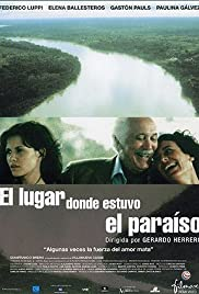 The Place That Was Paradise Poster