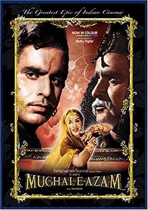 War Mughal-E-Azam Movie