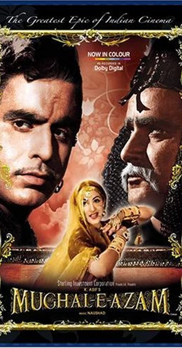 Mughal-E-Azam (1960) - IMDb