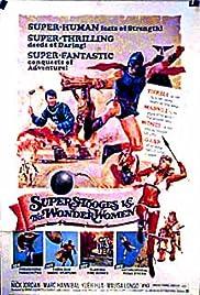 Super Stooges vs the Wonder Women Poster