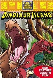 Dinosaur Island Poster