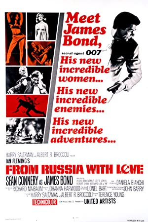 Download From Russia with Love | James Bond | 720p {Eng-Hin}
