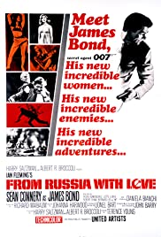James Bond 007 From Russia with Love เพชฌฆาต 007