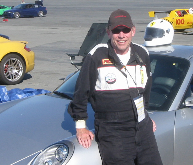 Doing aftermarket intake plenum performance-increase test and evaluation for 911 Turbo at Laguna Seca. Driver feedback: better throttle response in 3000 rpm range of torque band, enabling finer throttle setting during turn-in.