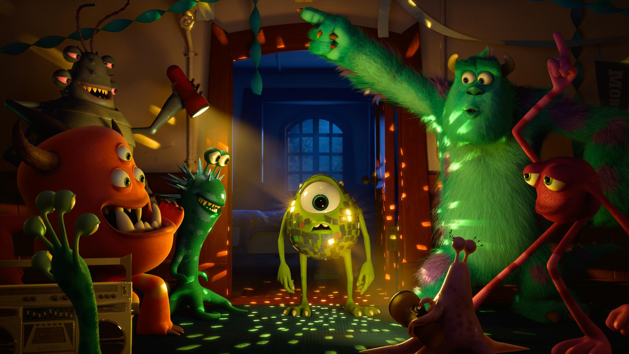 Monsters University 2013 Photo Gallery Imdb