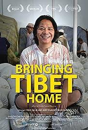 Bringing Tibet Home Poster