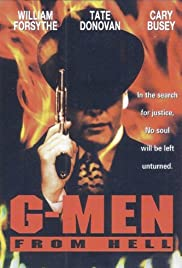 G-Men from Hell Poster