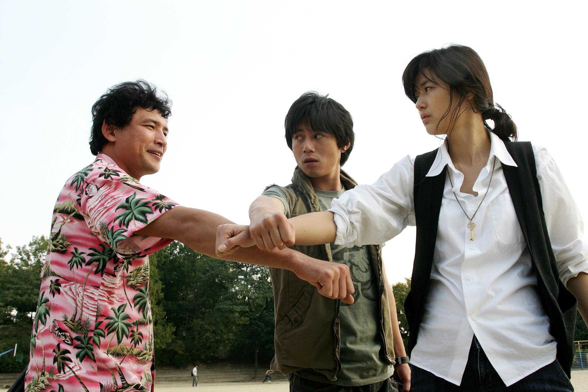 Syoo-peo-maen-i-sseo-deon sa-na-i (2008)
