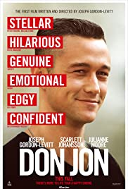 Don Jon (2013) Poster - Movie Forum, Cast, Reviews