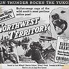 Kirby Grant, Gloria Saunders, and Chinook in Northwest Territory (1951)