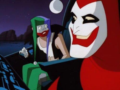 Scott Valentine in Batman Beyond (1999)