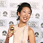 Sandra Oh at an event for Grey's Anatomy (2005)