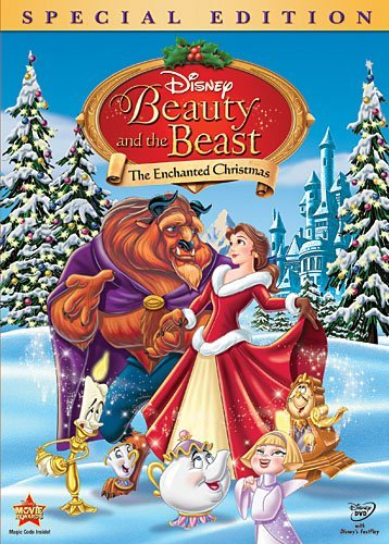 beauty and the beast the enchanted christmas video 1997 imdb - Disney Beauty And The Beast Christmas Decorations