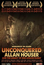 Unconquered; Allan Houser and the Legacy of One Apache Family Poster