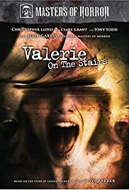 Valerie on the Stairs Poster
