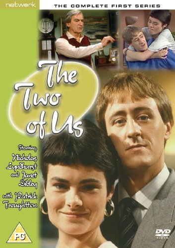 Janet Dibley, Nicholas Lyndhurst, and Patrick Troughton in The Two of Us (1986)