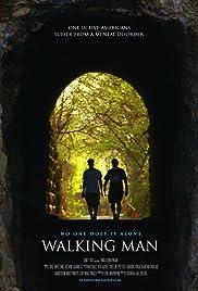 Walking Man Poster