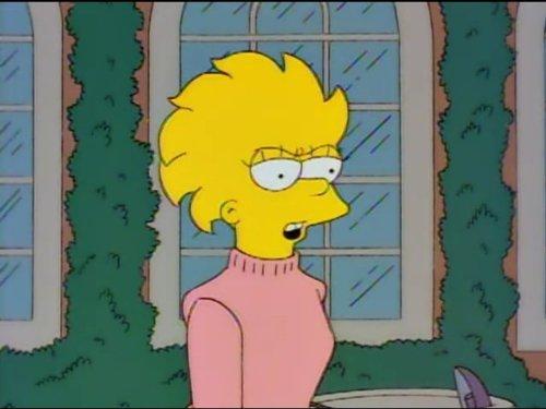 The Simpsons Lisa S Wedding Tv Episode 1995 Imdb