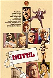 Hotel (1967) Poster - Movie Forum, Cast, Reviews