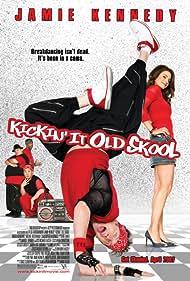 Jamie Kennedy, Bobby Lee, Miguel A. Núñez Jr., and Maria Menounos in Kickin' It Old Skool (2007)