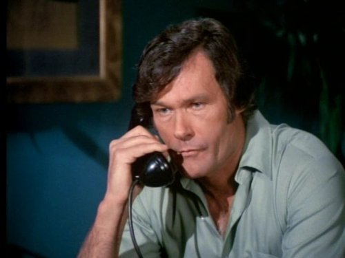 Ron Hayes in Dallas (1978)