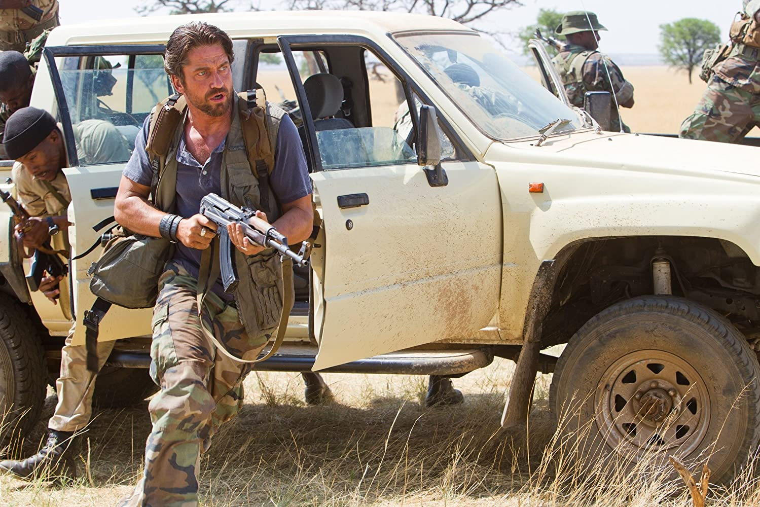 Gerard Butler in Machine Gun Preacher (2011)