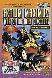 Actium Maximus(2005) Poster - Movie Forum, Cast, Reviews
