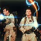 Dan Aykroyd, Bill Murray, Harold Ramis, and Ernie Hudson in Ghostbusters II (1989)