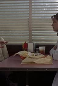 Kathleen Wilhoite and Sherry Stringfield in ER (1994)