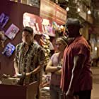Eric Roberts, Michael Clarke Duncan, Toby Hemingway, and Maddie Hasson in The Finder (2012)