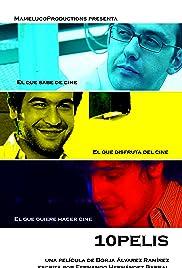 10 pelis Poster