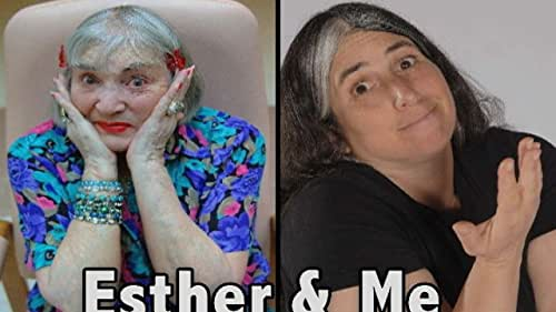 A humorous and touching portrait of octogenarian, Esther Weintraub, a feisty, witty, former model, former stand up comedian who comes back to life when a spring chicken in her 40's, comedian and comedy producer, Lisa Geduldig, befriends her. Esther & Me is the story of their unlikely friendship.   The film's world premiere is at the Jewish Film Festival Berlin on April 29, 2010.