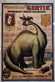 Gertie the Dinosaur (1914) Poster - Movie Forum, Cast, Reviews